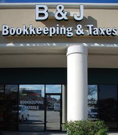 Houston Bookkeeping Firm Exterior